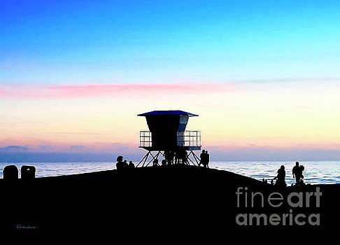 Ricardos Creations - Treasure Coast Florida Sunrise Seascape Paradise 447c