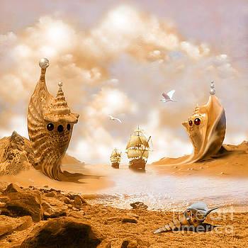 Treasure Island by Alexa Szlavics