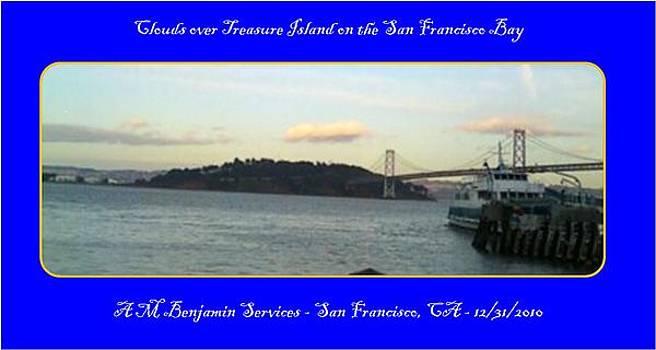 Treasure Island  San Francisco CA by Anthony Benjamin