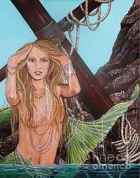 Treasure Seeker by Jana Furzer