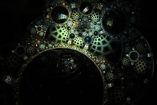 Treasures Of The Universe. Version 2  by Elena Ivanova IvEA