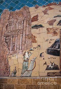 Treasury Mosaic by Mae Wertz