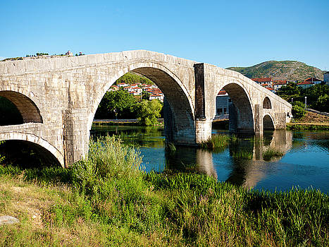 Trebinje Bridge by Rae Tucker