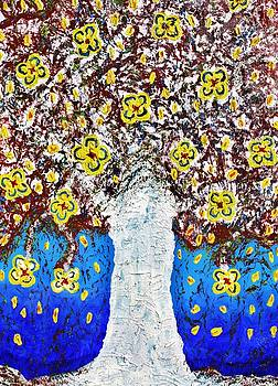 Tree Blossom by April Harker