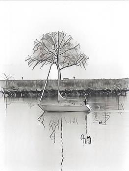 Tree Breeze 2 by Alan Thal