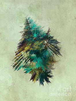 Justyna Jaszke JBJart - Tree - Fractal Art