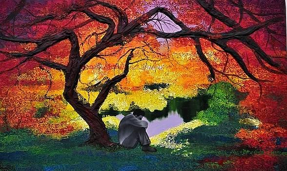 Tree by Houda Khamlichi