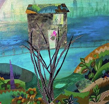 Tree House by Linnie Greenberg