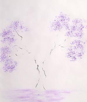 Tree Japan by Iancau Crina