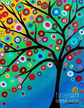 PRISTINE CARTERA TURKUS - TREE OF COURAGE