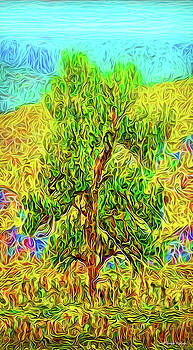 Tree Of Distinction by Joel Bruce Wallach
