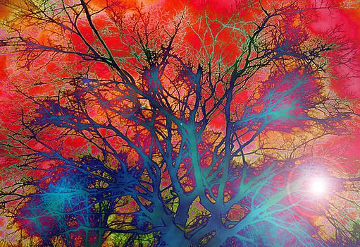 Tree of Ghosts by Linnea Tober