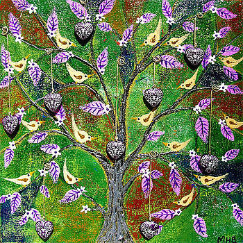 Tree of Hearts by Margaret  Blanchett