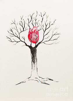 Tree of Hearts by Stefanie Forck