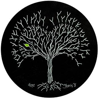 Jim Harris - Tree of Hope and Love