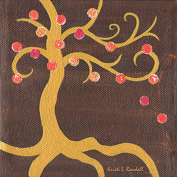 Tree of Life - Left by Kristi L Randall