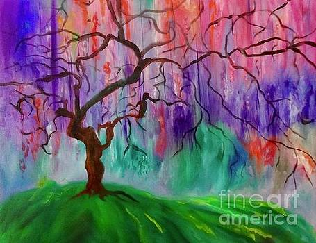 Tree of Life 11 by Jenny Lee