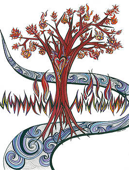 Tree of Life by Amber Hadden