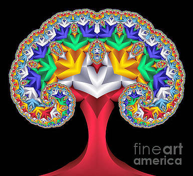 Tree Of Life by C Branch