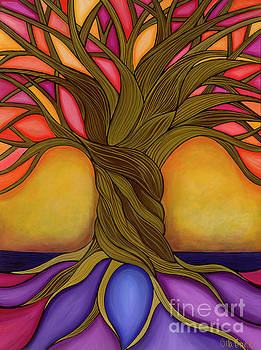 Tree of life by Carla Bank