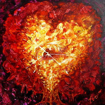 Tree Of Life by Ewa BOROWKA