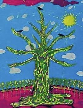 Tree of life. by Jonathon Hansen