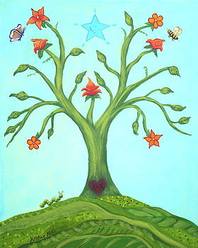 Tree of Life by Kristine Mueller Griffith