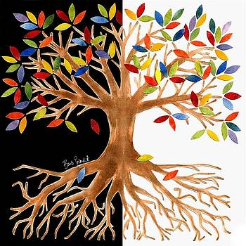Tree of Life by Barb Toland