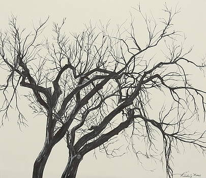 Tree of Twigs by Michelle Miron-Rebbe