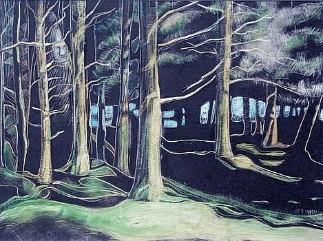 Tree Spirit by Grace Keown