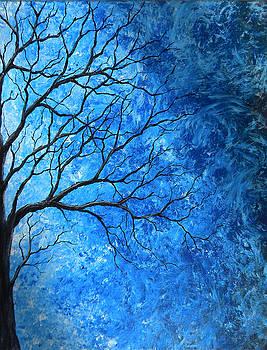 Tree Swirls by Sabrina Zbasnik