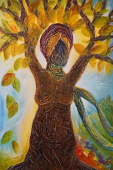 Tree Woman by Theresa Marie Johnson