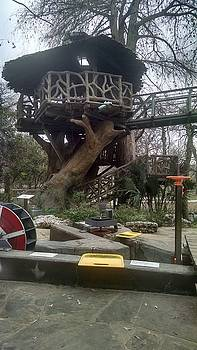 Treehouse at the Museum by Connie Young
