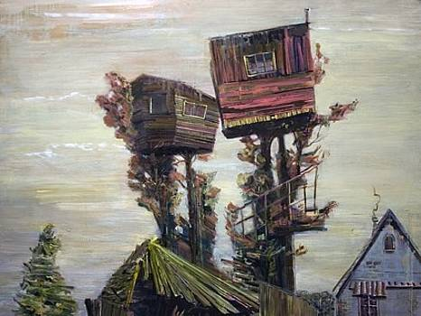 Treehouse by Christina Shurts