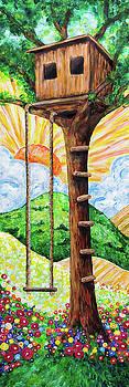 Treehouse Dreams by Jennifer Allison