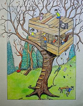 Josean Rivera - Treehouse
