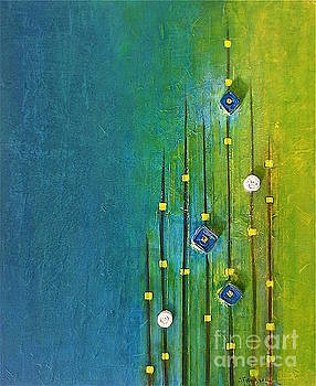 Trees 2 by Wonju Hulse