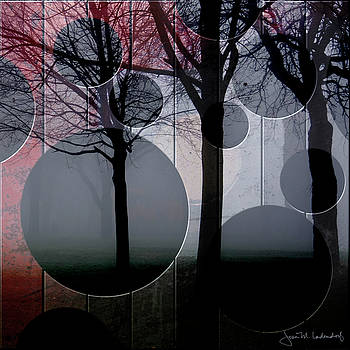 Trees and Circles by Joan Ladendorf