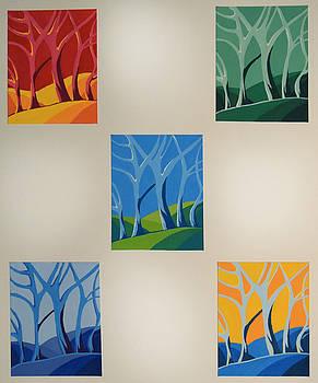 Trees by Emily Maynard