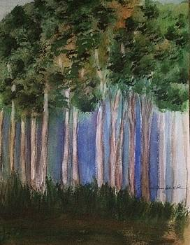 Trees For The Forest by Phyllis Hollenbeck