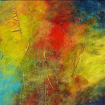 Trees Up, Trees Down II by Donna Ferrandino
