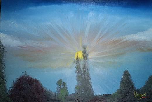 Treetops by Barbara Hayes