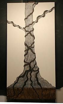 Tree.vines.roots by Bonnie Thao