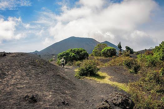 Trekking Volcano Pacaya in Guatemala by Daniela Constantinescu