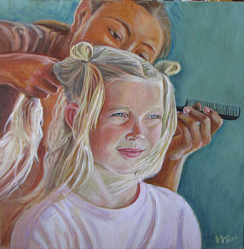 Trensitas   Little Braids by Judith Zur