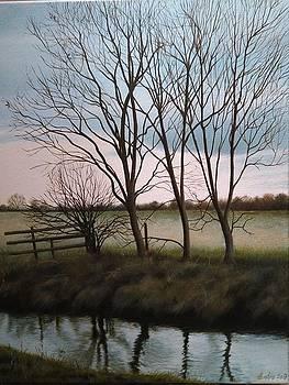 Trent Side by Caroline Philp