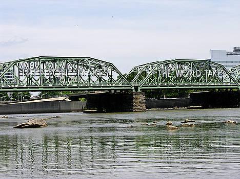 Trenton Bridge by Bessie Reyes