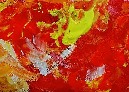Tres by Anna Villarreal Garbis