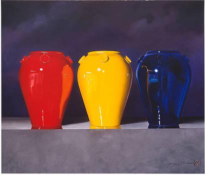 Tres Virtudes by Jorge  Alberto Gonzalez