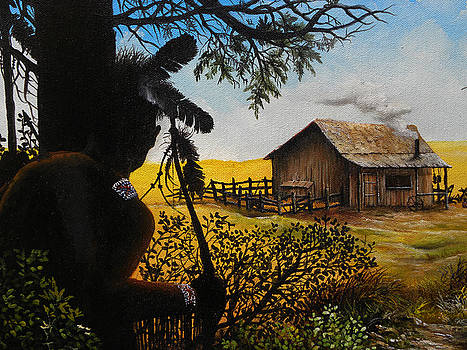 Trespassers by David Paul